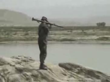 Afghani Fishing