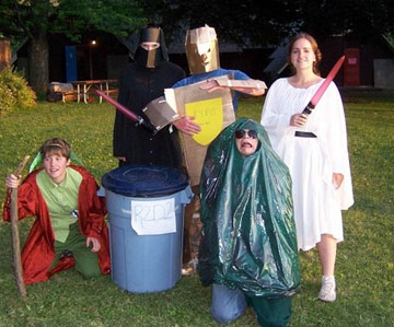 Bad Star Wars Costumes
