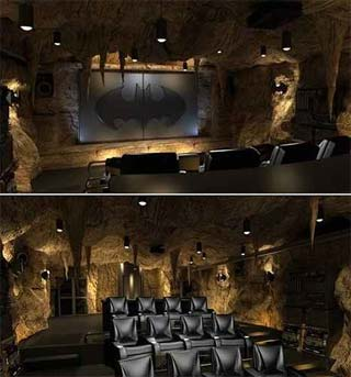 Geeky Home Theatres