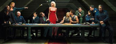 Battlestar Galactica Last Supper