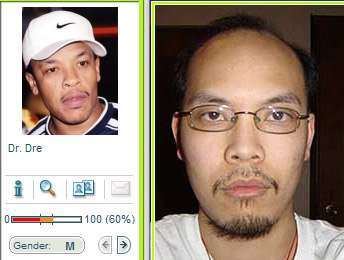 Dumb.com Celebrity Twin Finder