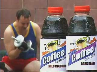 Coffee Sports Drink
