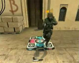 DDR In Counterstrike