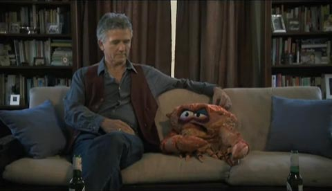 Patrick Duffy & The Crab Discuss a Threesome