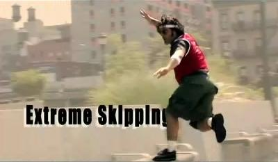 Extreme Skipping