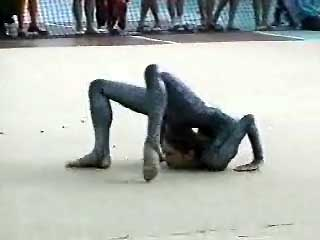 Flexible Dancer