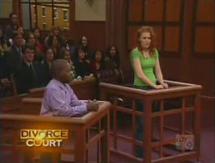 Gary Coleman And His Wife Shannon Price On Divorce Court