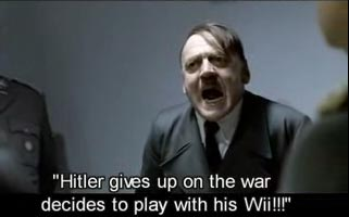 Hitler Gets Banned