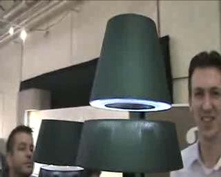 Hovering Lamp