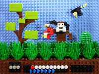 Lego Video Game Recreations
