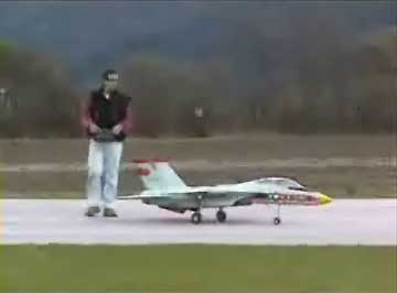 Forget Model Airplanes - How About Model JETS