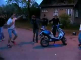Moped Dance
