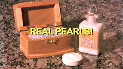 Nancy Kwan Presents Pearl Cream