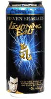 Steven Seagal's Lightning Bolt Energy Drink