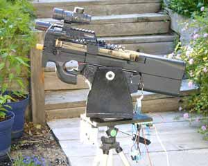 Homemade Sentry Gun