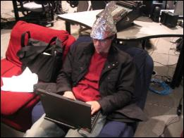 Tin Foil Hat Experiment