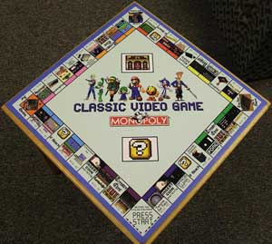 Classic Video Game Monopoly