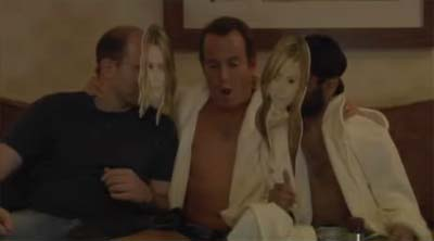 Will Arnett And Human Giant Sex Tape