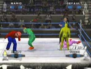 Super Smash Bros. Brawl - WWE Style