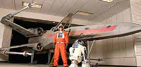 Life Size X-Wing for Sale